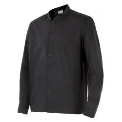 Camisa con cuello mao Serie LISTAN