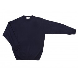 Jersey fine knit with round neck Series 105