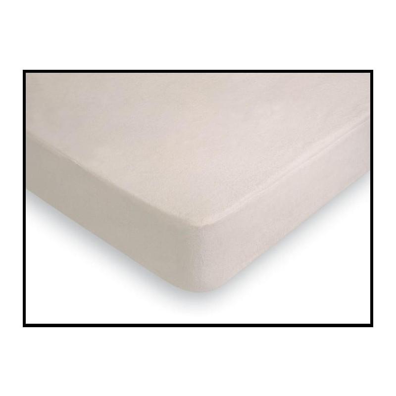 Protector colch n rizo poliuretano 200gr rafitextil - Colchon de futon ...
