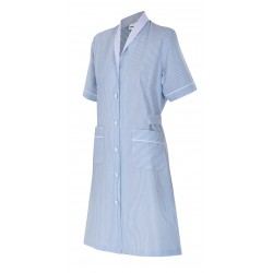 Coat fitted women's short-sleeve Series 952