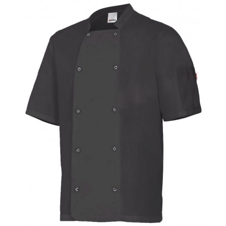 Jacket chef short sleeve with automatic Number 405205