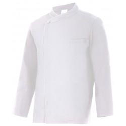 Jacket chef long sleeve with hidden zipper Series CILANTRO