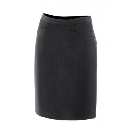 Skirt with lining, Series 391