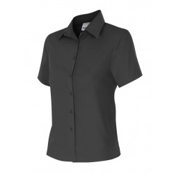 Shirt women's fitted short sleeve Number 538