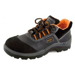 Zapato de piel flor Serie 3ZAP750