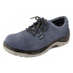Shoe suede perforated Series 3ZAP300