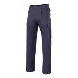 Pantalón multibolsillos de algodón Serie 343
