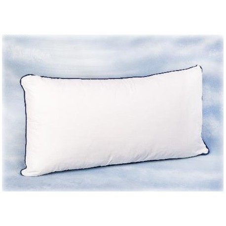 Pillow Fiber Super and Flakes of Foam.