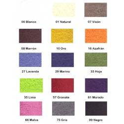 Towel Color 400grs